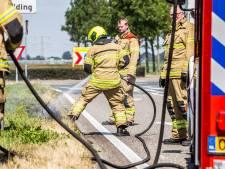 Brandweer in Groene Hart: pas nou op met die peuk in de natuur