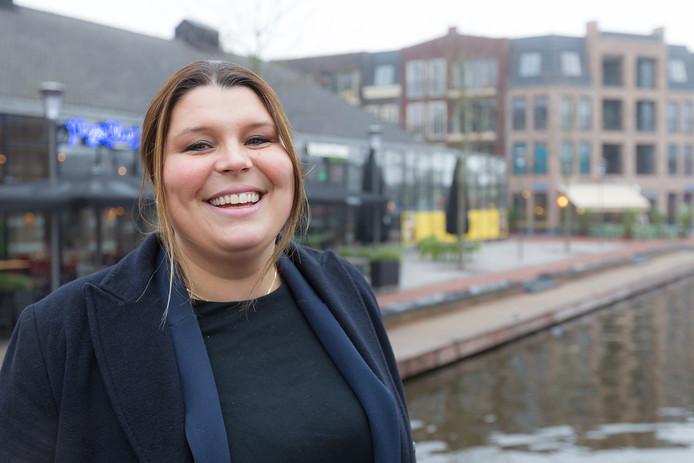 VVD-raadslid Anouk Noordermeer: Ga gewoon bouwen.