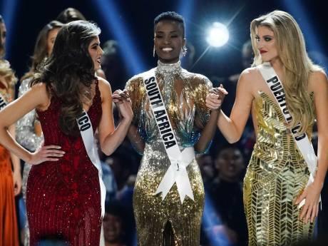 Voici Miss Univers 2019