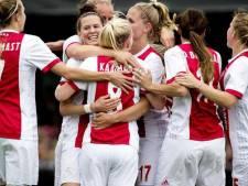 Ajax-vrouwen tegen Sparta Praag in eerste ronde Champions League