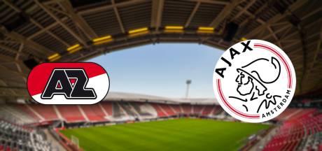 AZ keert terug in Alkmaar voor kraker tegen Ajax