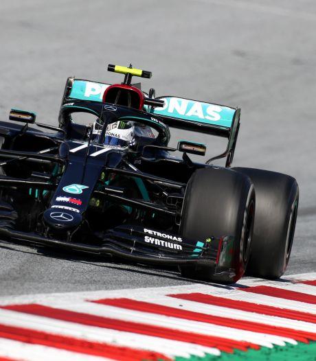 Valtteri Bottas remporte le premier Grand Prix de la saison en Autriche