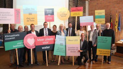 13 gemeenten uit Denderstreek en Vlaamse Ardennen gaan samen klimaatgezond werken