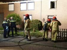 Woningbrand in Veldhoven, politieteam onderzoekt mogelijke brandstichting