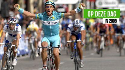 Vandaag 15 jaar geleden voor laatst géén massasprint op slotdag Tour, ook Belg zette sprinters ooit hak op Champs-Elysées