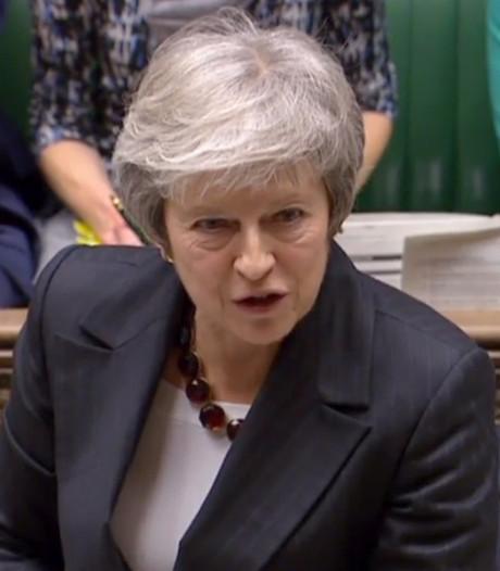 May dreigt: mijn brexit of geen brexit