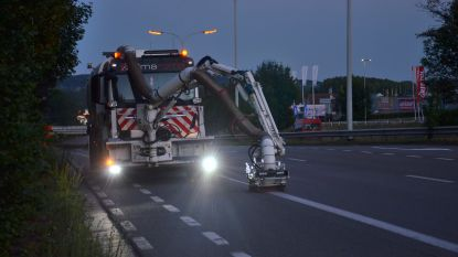 Boudewijnlaan krijgt breder fietspad: werken zorgen 's nachts voor tijdelijke geluidshinder