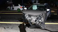 Twee auto's botsen aan wegenwerken Ter Donk