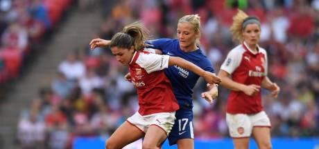 Nederlands drietal langer bij Arsenal