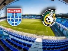 PEC Zwolle - Fortuna Sittard
