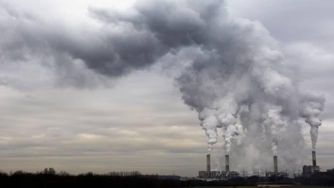 Koolstofuitstoot voor energie was nooit zo groot als vorig jaar