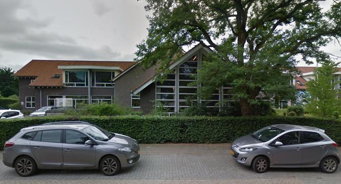 De huidige vmbo-school in Vorden is gevestigd aan Het Hoge.