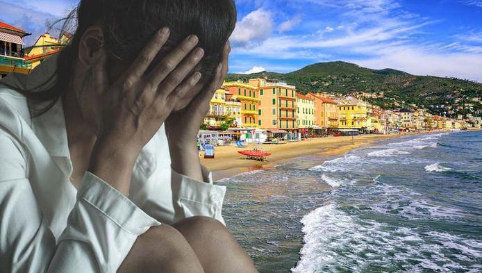 L'horreur s'est produite dans une maison de la station balnéaire de Sanremo, dans le nord-ouest de l'Italie, en janvier et février 2017.