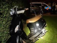16 verdachten aangehouden voor scooterdiefstallen in Rotterdam