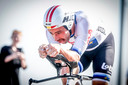 """Médaillé de bronze l'an dernier, Victor Campenaerts espère """"faire aussi bien""""."""