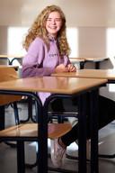 Hope Seitzinger (12) uit Raamsdonkveer.