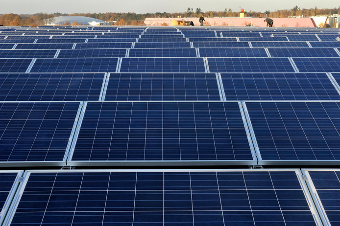 Windpark Nijmegen-Betuwe wil ook een groot zonnepark aanleggen