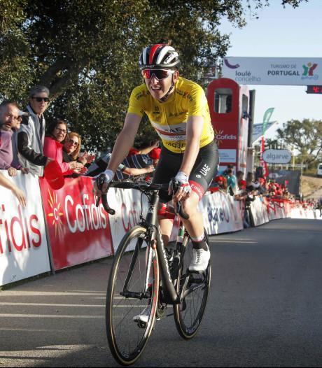 Sloveen Pogacar nieuwe leider in Ronde van Californië