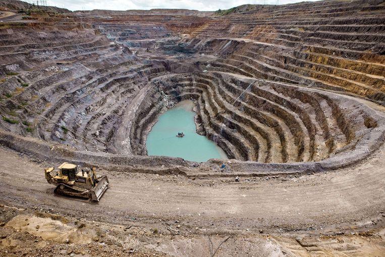 Archieffoto: een koper- en kobaltmijn in Kolwezi.