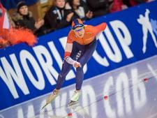 Ter Mors wint 1000 meter overtuigend