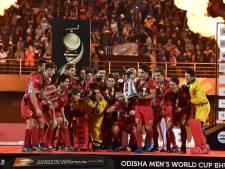 Belgische WK-hockeyers in opspraak om gokken