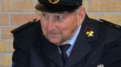 Oudste erebrandweerman overleden