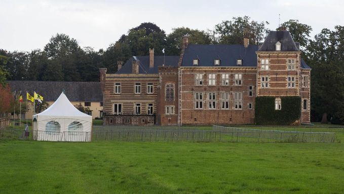 Om ter eerst: 1.000 nieuwsgierigen mogen binnen in Vogelsanck