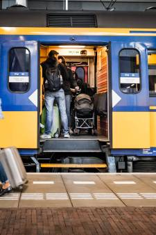 Kapotte intercity zorgt voor enorme vertragingen