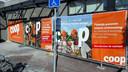 Nog ruim een week duurt de ombouw van de EMTÉ naar Coop aan het Oranjeplein in Loon op Zand.