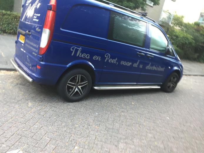 De genomineerde slogan van het Rijswijkse bedrijf PC van der Peet.
