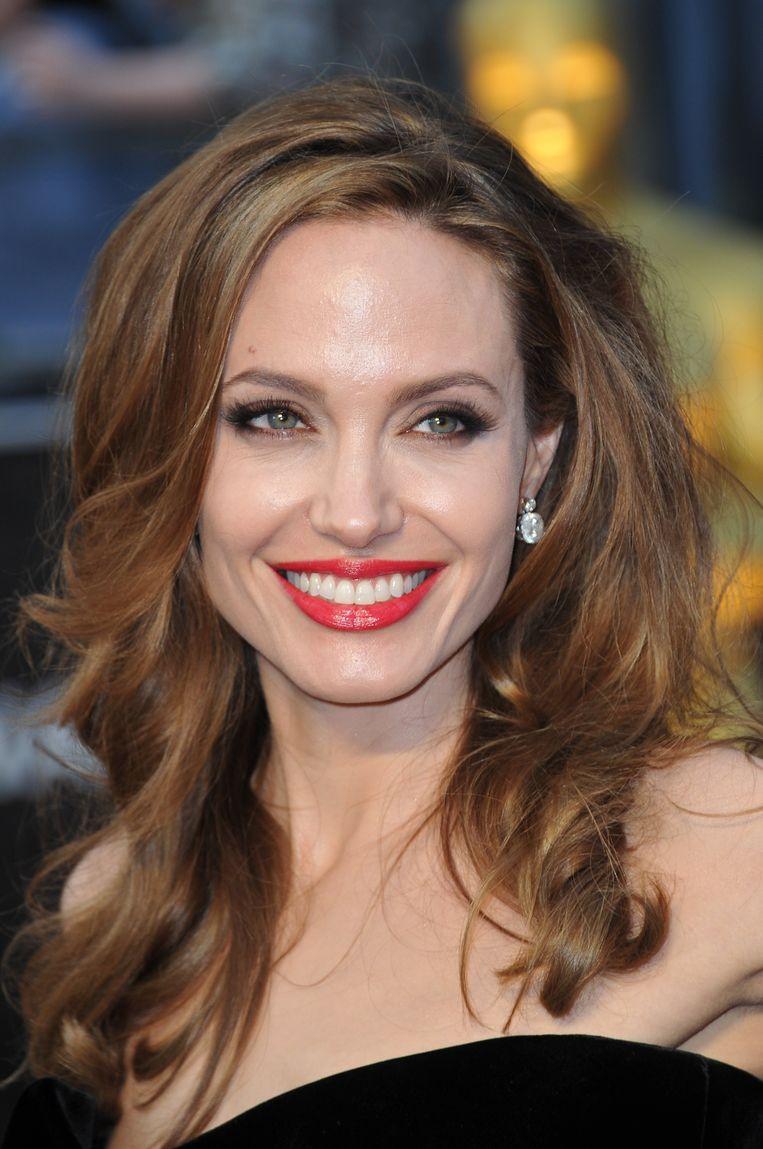 Angelina Jolie Beeld AFP