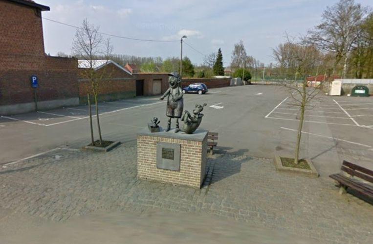 Op zaterdag 12 oktober zal de gemeente Galmaarden onder meer de openbare verlichting van het Urbanus-standbeeld voor een nacht dimmen.