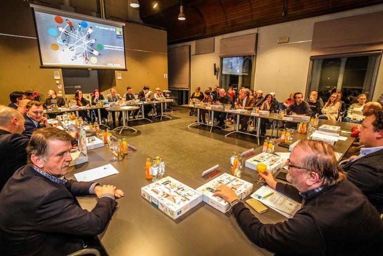 De Kortemarkse gemeenteraad werd officieel geïnstalleerd.
