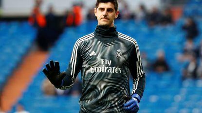 Courtois ontbreekt door blessure bij Real Madrid, doelman van Rode Duivels is tien dagen buiten strijd