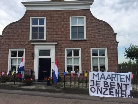 Waspik wacht vol smart op thuiskomst Maarten van der Weijden: 'Je bent onze held'