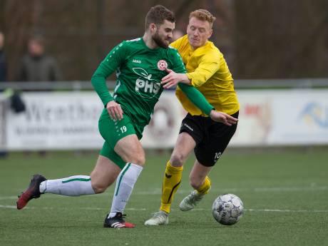 Winnend MASV hoopt op Youri Roseboom; bal ligt bij KNVB