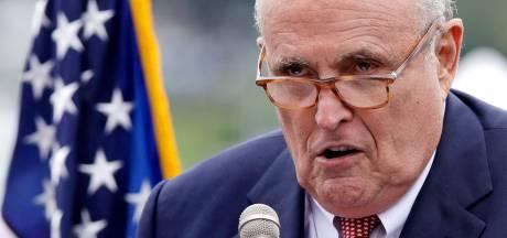 Trumps advocaat Giuliani: 'De waarheid is niet de waarheid'