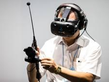 VR-bril helpt politie Twente aan betrouwbare getuigenissen