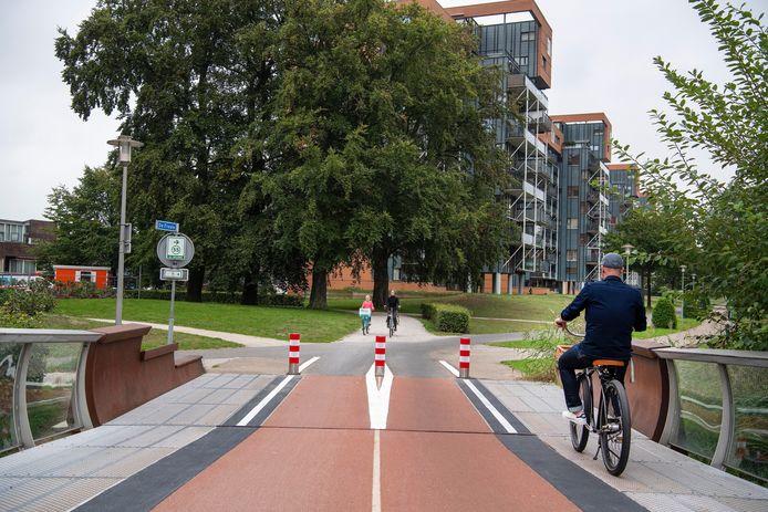 De inrichting van Apeldoorn draagt behoorlijk bij aan de gezondheid van de inwoners van deze stad. Maar de fietsvoorzieningen kunnen beter, stelt Arcadis.