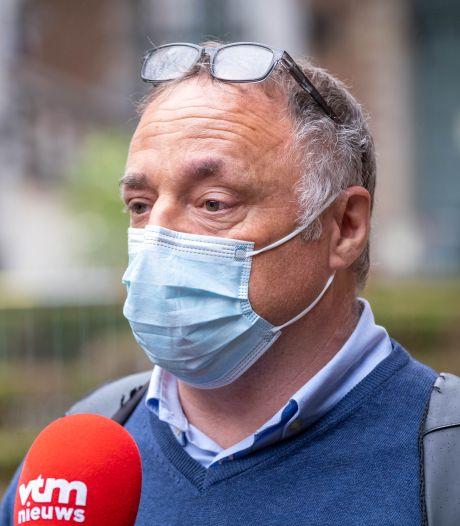 Marc Van Ranst plaide pour un commissaire coronavirus au gouvernement