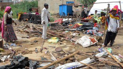 Dodentol noodweer India loopt op tot 150