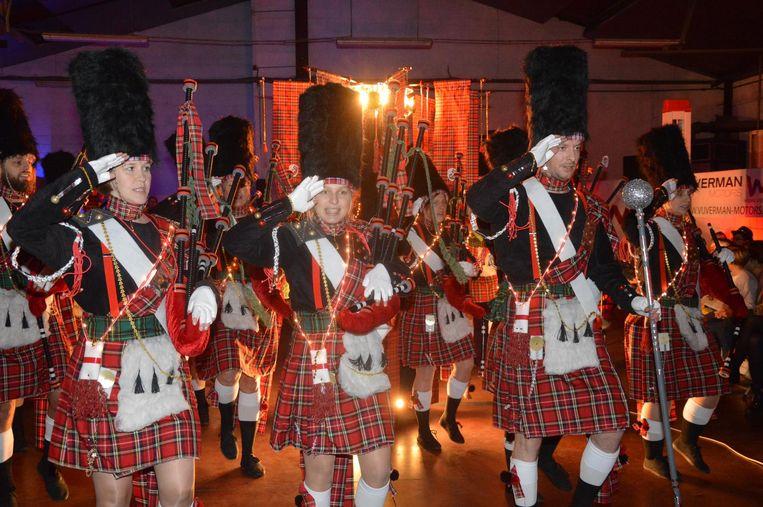 De Schotten van Afgetrentj grijpen net naast het goud.