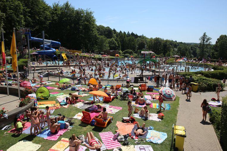 Alle hens aan dek voor redders beersel regio hln - Ontwikkeling rond het zwembad ...