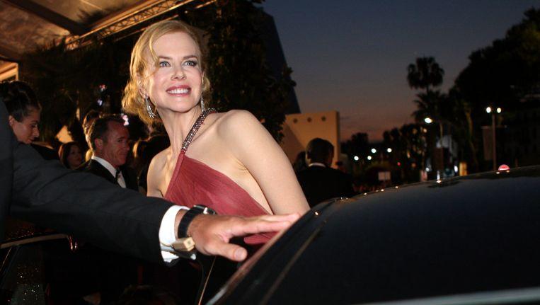 Nicole Kidman vorig jaar bij filmfestival Cannes. Beeld EPA