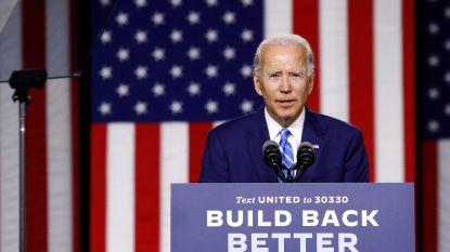 Biden ontvouwt ambitieus plan voor hernieuwbare energie
