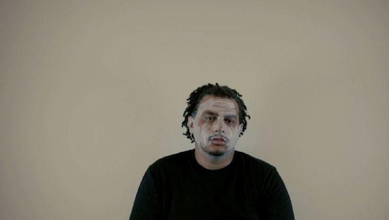 Fresku in de videoclip van 'Zo Doe Je Dat'. Beeld YouTube
