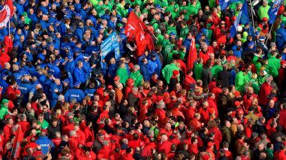 Vrijdag grote verkeershinder in Brussel door ambtenarenbetoging: enkel trein en metro rijden normaal