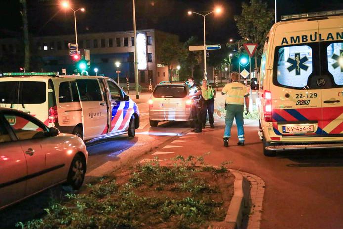Man aangehouden na kop-staart-botsing in Helmond