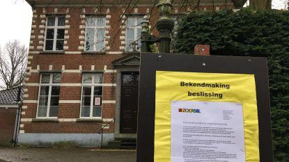 Provincie geeft negatief advies voor bouw dorpszaal in pastorijtuin Halle