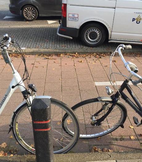 Twee fietsers gewond op Schaikseweg in Leerdam